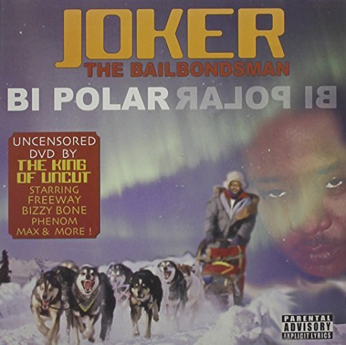 Joker The Bailbondsman Bi Polar Incl. DVD