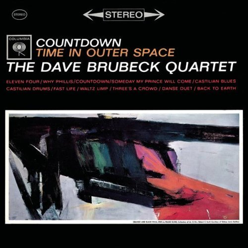 Brubeck Dave Countdown Time In Outer Space