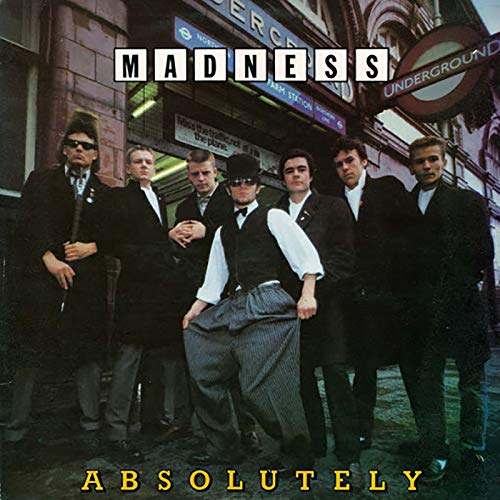 Madness Absolutely Import Gbr 2 CD