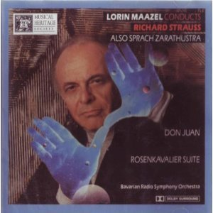 R. Strauss Lorin Maazel Conducts Richard Strauss