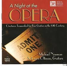 Night At The Opera Overtures Transcribed For Tw