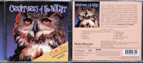 Northsound Creatures Of The Night
