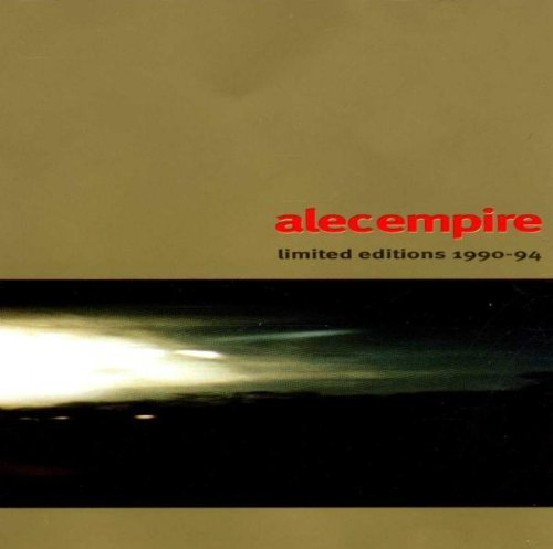 Alec Empire Limited Editions 1990 94