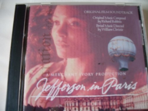 Jefferson In Paris Soundtrack
