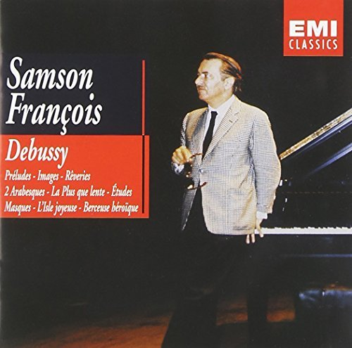 Samson Francois Debussy Works For Piano Import Eu