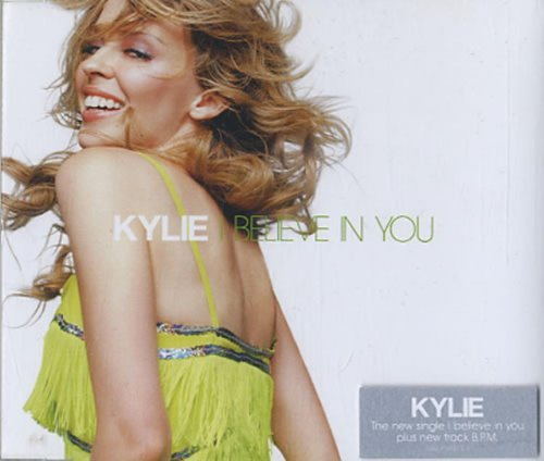 Kylie Minogue I Believe In You 2