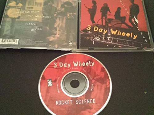 Three Day Wheely Rocket Science