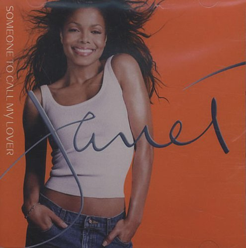 Janet Jackson Someone To Call My Lover