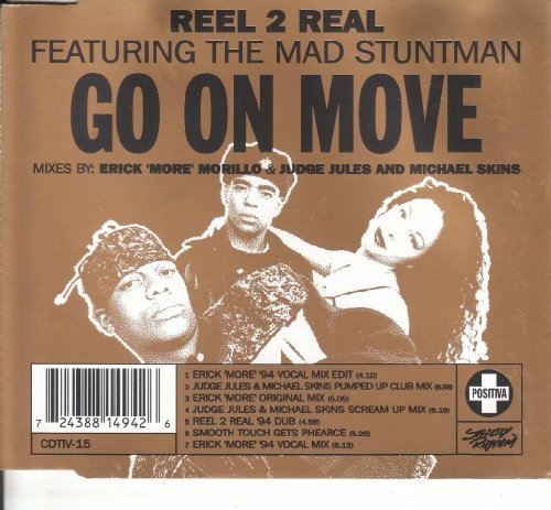Reel 2 Real Go On Move