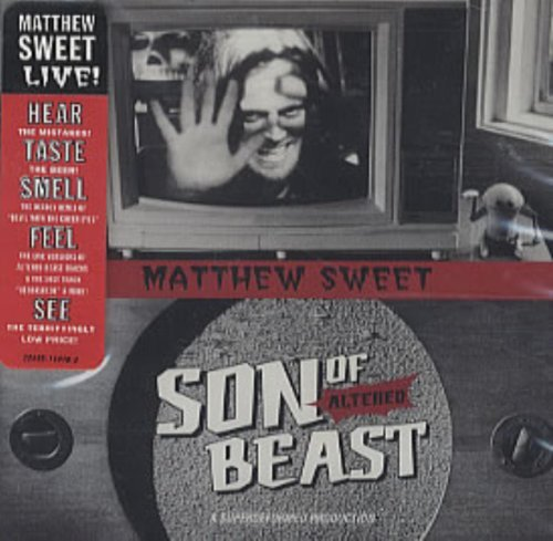 Matthew Sweet Son Of Altered Beast (ep)