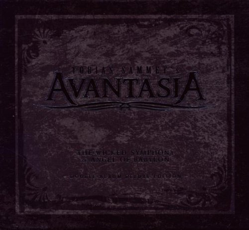 Avantasia Wicked Symphony Deluxe Editio Import Gbr 2 CD
