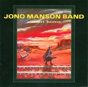 Manson Jono Band Almost Home