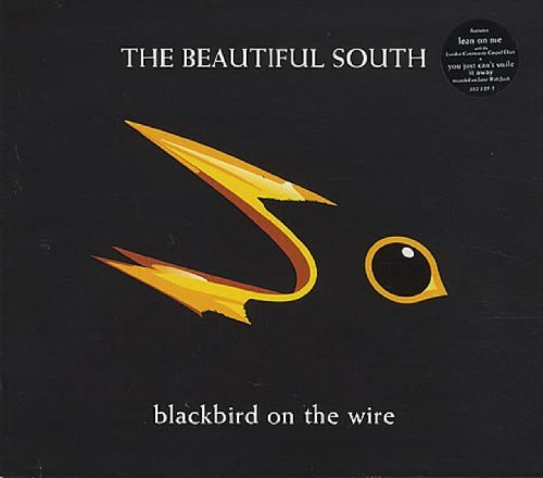 Beautiful South Blackbird On The Wire CD Uk Go Discs 1997