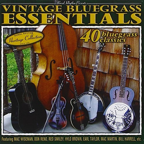 Vintage Bluegrass Essentials Vintage Bluegrass Essentials
