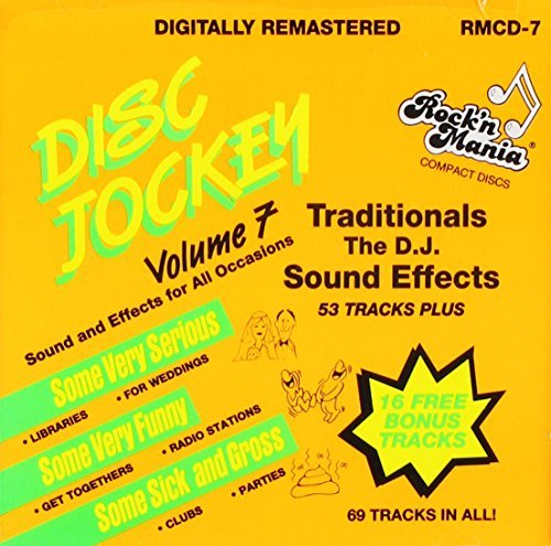 Disc Jockey Traditionals Vol. 7 Disc Jockey Traditionals