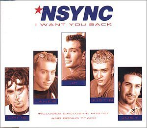 N Sync I Want You Back Pt 2 I Just Wanna Be