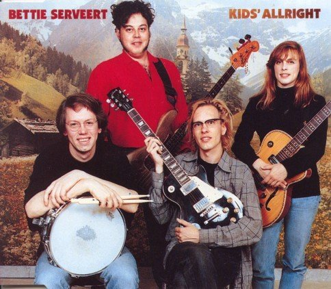 Bettie Serveert Kids Alright Ep