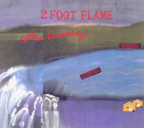 Two Foot Flame Ultra Drowning