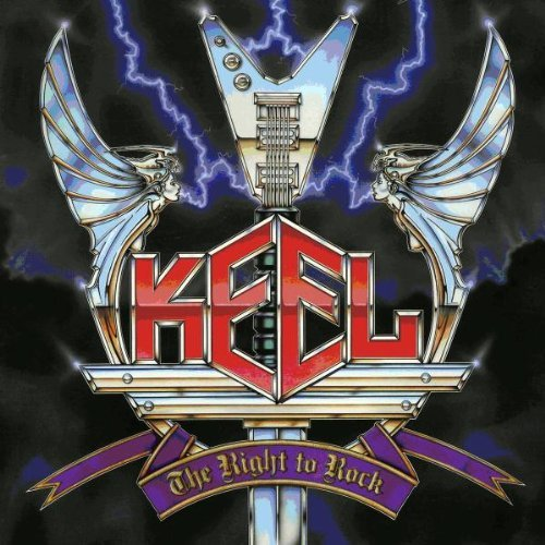 Keel Right To Rock Reissue & 1 Remi