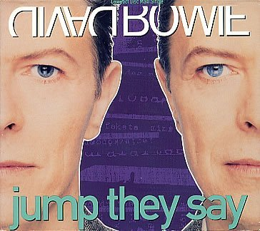 David Bowie Jump They Say Passas Athena