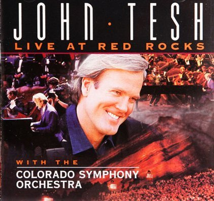 Tesh John Live At The Red Rocks