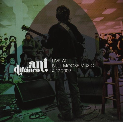 Ani Difranco Live At Bull Moose 4 17 2009