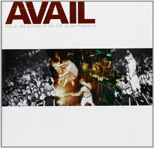 Avail Live In The Bottom Of The Hill Hdcd