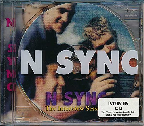 N Sync Interview Sessions Import Gbr