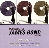 Music From The James Bond Movies Soundtrack