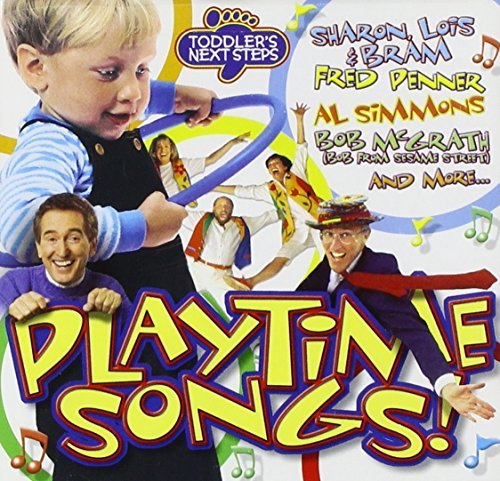 Toddler's Next Steps Playtime Songs Toddler's Next Steps