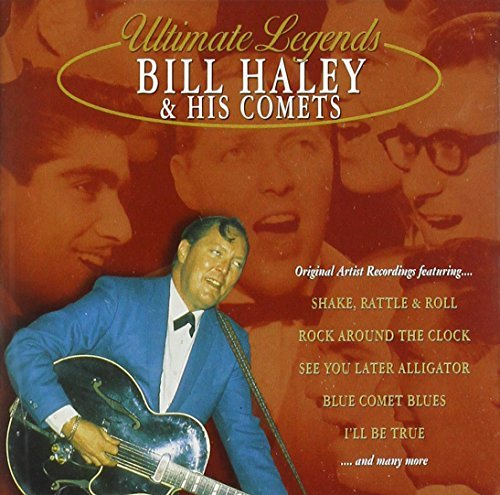 Haley Bill Ultimate Legends Bill Haley &