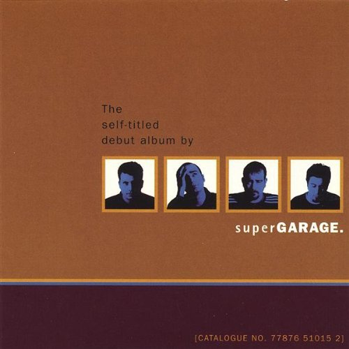 Supergarage Self Titled Debut Album By