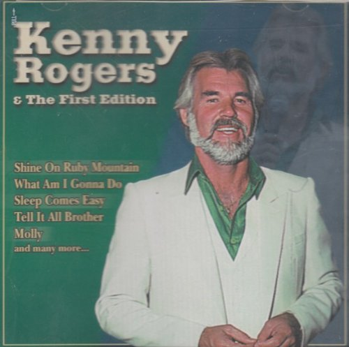 Kenny Rogers & The First Edition All Time Hits