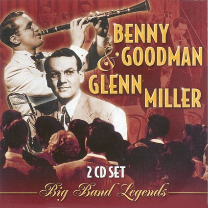 Benny Goodman & Glen Miller Big Band Legends (2cd Set Import)