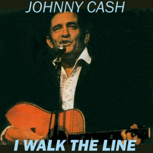 Johnny Cash I Walk The Line...Songs Of Love