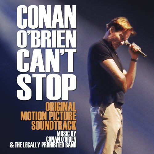 Various Artists Conan O'brien Can't Stop