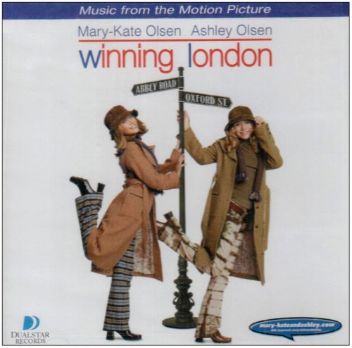 Winning London Soundtrack Mary Kate & Ashely Olsen