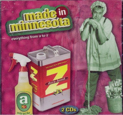 Made In Minnesota Everything From A To Z