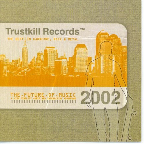 Various Artists Future Of Music 2002 Trustkill Records Sampler