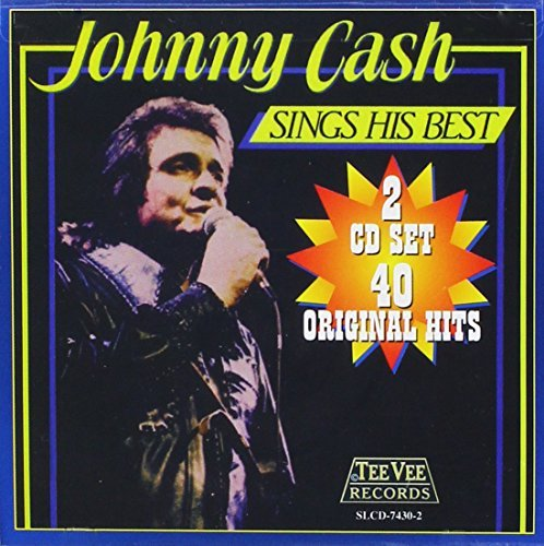 Cash Johnny Sings His Best 2 CD Set