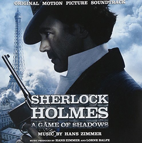 Hans Zimmer Sherlock Holmes A Game Of Sha Music By Hans Zimmer Enhanced CD