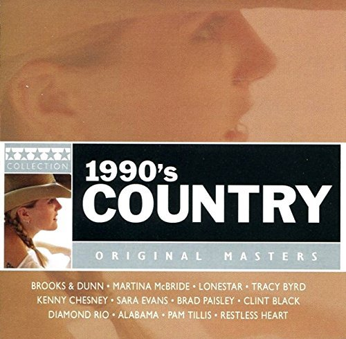 1990's Country Original Masters 1990's Country Original Masters