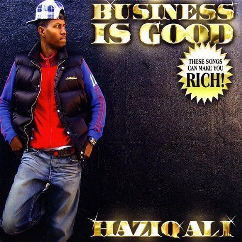 Haziq Ali Business Is Good