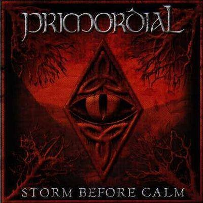 Primordial Storm Before Calm