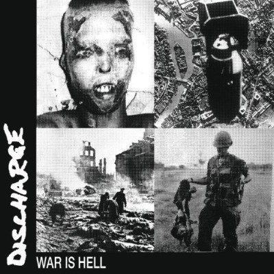 Discharge War Is Hell