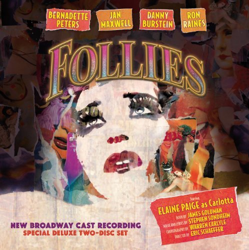 Broadway Cast Follies New Broadway Cast Reco 2 CD