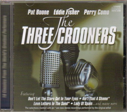 Boone Fisher Como Three Crooners