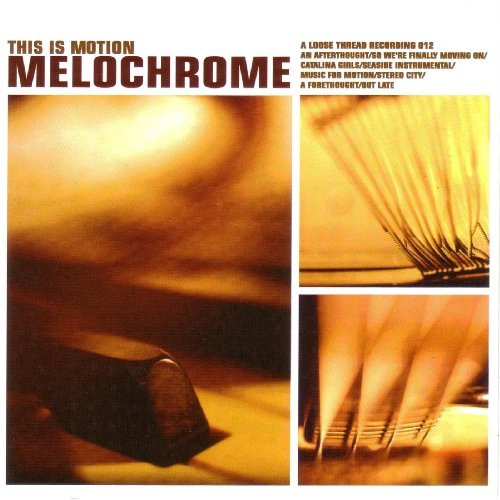 Melochrome This Is Motion