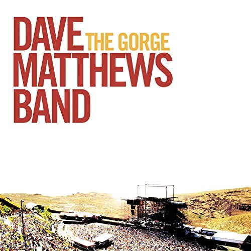 Dave Matthews Band Live At The Gorge 3 CD Incl. Bonus DVD