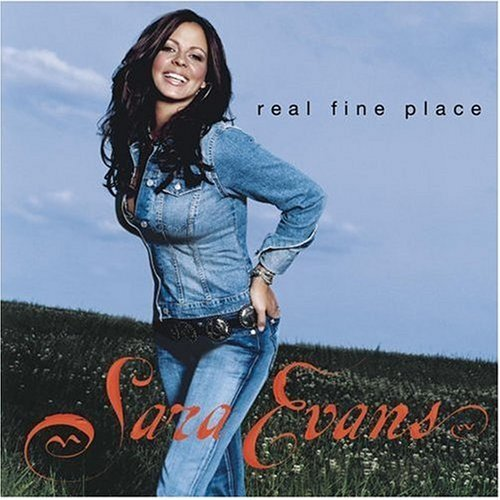 Sara Evans Real Fine Place Target Limited Edition